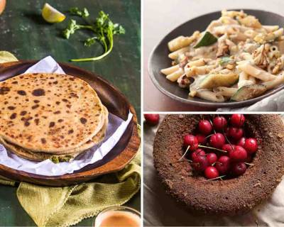 Kids Lunch Box Menu Plan - Broccoli Paneer Paratha, Penne Pasta And Many More