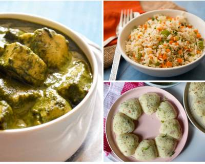 Kids Lunch Box Menu Plan- Sabbakki Rava Idli, Methi Chaman & More