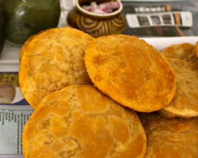 Moong Dal Khasta Kachori Recipe