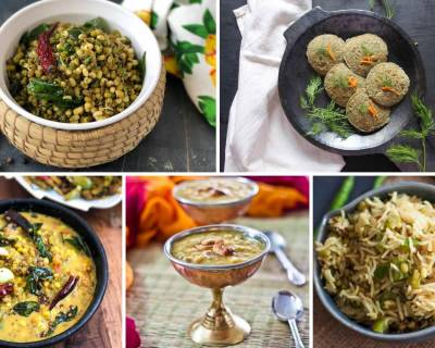 70 Healthy Green Moong Dal Recipes From Across India