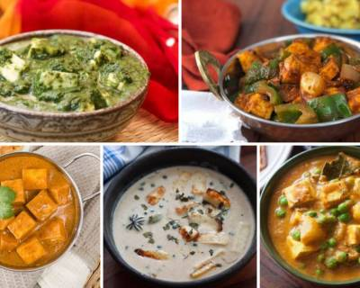 100 Paneer Recipes That Are Simple, Easy & Delicious To Make