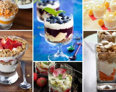 14 Parfait Recipes Make Great Delicious Desserts For That Sweet Tooth