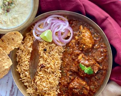 Enjoy Your Weekend With This Sindhi Meal Of Bhuga Chawal, Keeme Ja Bhalla & Sindhi Kheerni