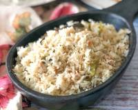 Spiced Onion Pulao Recipe - Pyaz Pulao Recipe