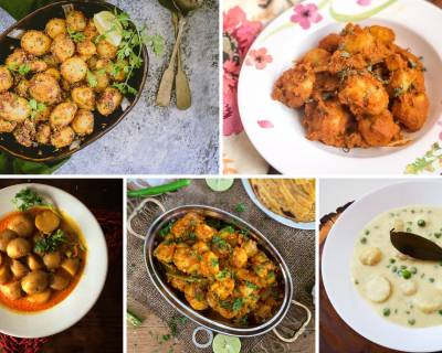 30 Baby Potato Recipes Will Make A Perfect Sabzi With Roti