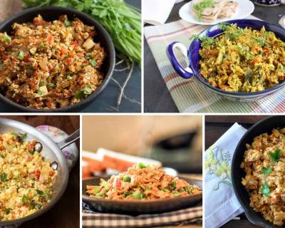 8 Bhurji Recipes You Will Love To Eat For Your Breakfast