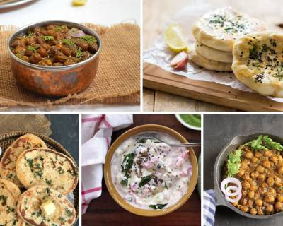 6 Chola, Kulcha & Raita Combinations For A Perfect Punjabi Meal