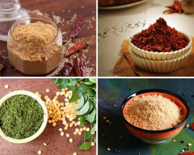 14 Chutney Podi Recipes That Will Spice Up Your Meals
