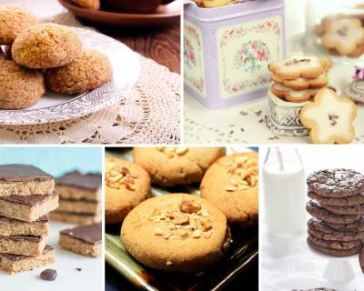 56 Crunchy & Chewy Cookies You Can Make For Snacking & Holidays
