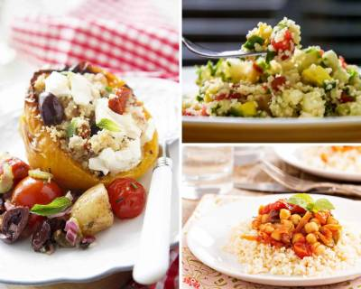 12 Couscous Recipes To Include In Your Everyday Diet