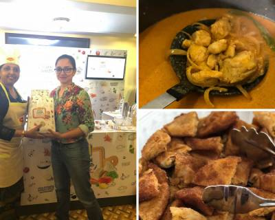 Goan Feast - A Cook off Archana Doshi, Rita Shinde & Maggi's Kitchen Journey