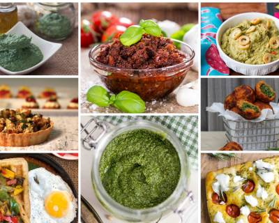 Finger Licking Pesto Recipes To Whip Up In Your Kitchen