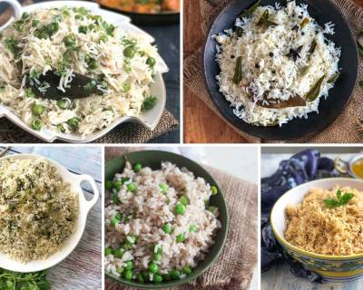 8 Flavorful Pulao Recipes You Can Serve With Curries And Dals