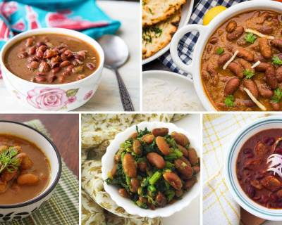 7 High Protein Rajma Curry Recipes Perfect For Lunch Or Dinner