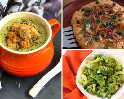 5 Winter Meal Ideas Of Wholesome Soup, Focaccia & Vegetable Stir Fries