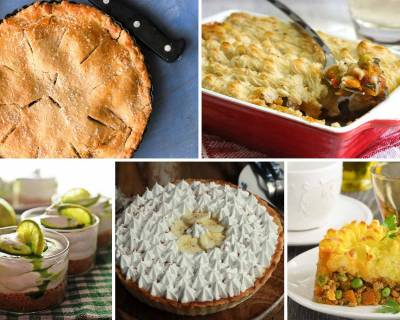 17 Delectable Collection Of Sweet & Savoury Pies To Make For Dinner Parties