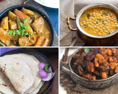 Weekly Meal Plan - Mini Idli Upma, Boondi Kadhi, Spring Onion Dosa And Much More