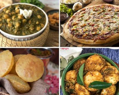 Weekly Meal Plan - Moong Dal Idli, Sarson Chole Saag And Much More