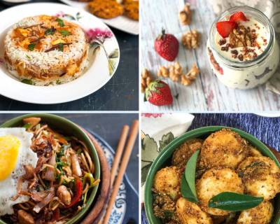 Weekly Meal Plan - Chicken Mei Goreng, Podi Idli And Much More