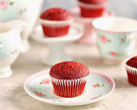Basic Preparation Instructions for Eggless Strawberry Velvet Cake Mix