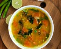 Lemon Rasam Recipe - Nimbe Saaru Recipe