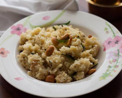 Ven Pongal Recipe - South Indian Rice And Lentil Pudding