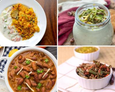 Weekly Recipes For Beginners - One Pot Vegetable Biryani, Paneer Sandwich And Much More