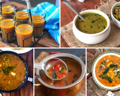 48 Comforting Rasam Recipes From South India For Your Everyday Meals
