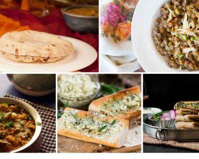 Weeknight Dinners : Make Your Meals With Chole Pindi, Mixed Vegetable Handi and More