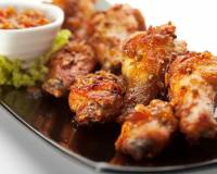 Grilled Chicken Wings Recipe