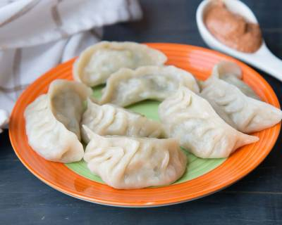 Chinese Style Oats Vegetable Dimsums Recipe