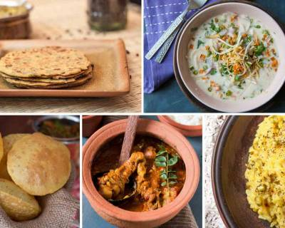 Weeknight Dinners : Make Your Meals With Green Moong Dal Khichdi, Missi Roti And More