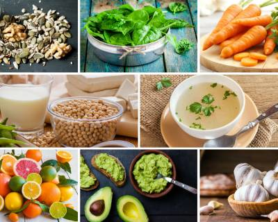 8 Collagen Boosting Foods To Include In Your Diet