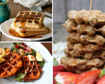 10 Mouth Watering Waffle Recipes You Can't Resist Eating