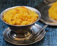 Pineapple And Semolina Sheera Recipe