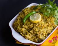 Khichdi With Fresh Spices Recipe