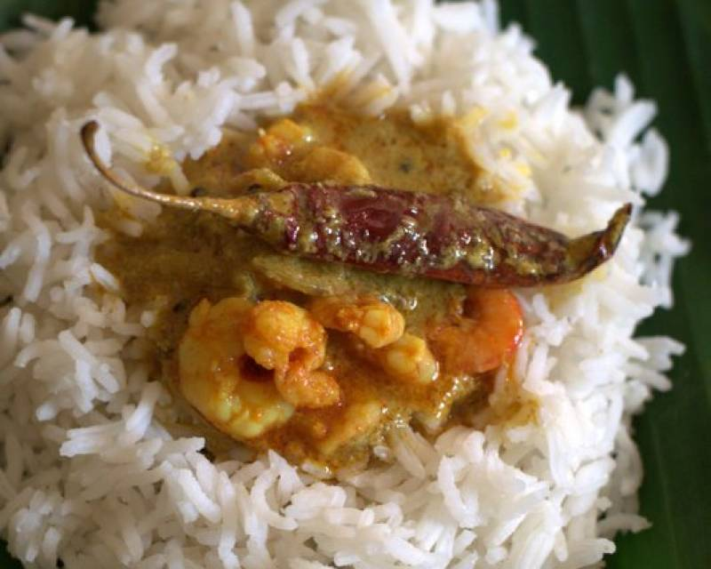 Malabar Prawn Curry Recipe