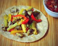 Indian Style Fajitas Recipe