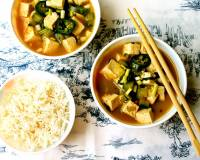 Korean Stew Recipe With Tofu & Vegetables