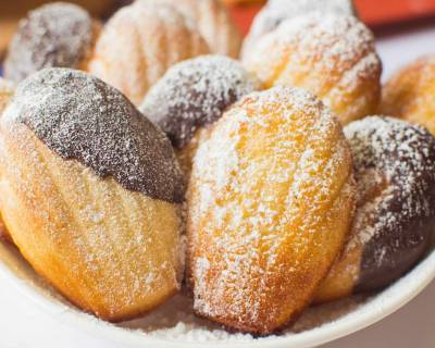 French Madeleine Recipe