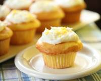 Lip Smacking Lemonade Cupcake Recipe
