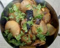 Sweet Potato Sabzi Recipe