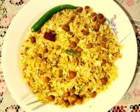 Oats Chivda Recipe- Oats Poha Mixture- No Onion No Garlic