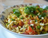 Puffed Rice Upma Recipe - Murmura Upma