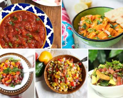 11 Lip-Smacking Salsa Recipes for Your Next House Party