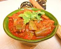 Sautéed Aubergine With Tamarind Recipe