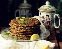 Green Moong Dal Cheela Recipe - Savory Green Mung Bean Pancakes
