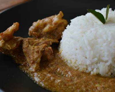 Quick & Spicy Mutton Curry Recipe