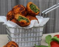 Basil Pesto Bombs Recipe