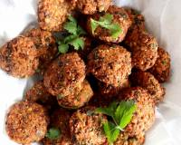 Black Eyed Peas Masala Vadas Recipe